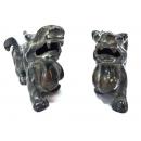 y11343 銅雕系列-動物-神獸貔貅(一對)