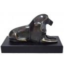 y11348 銅雕系列-動物-獅子