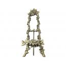 y11349 銅雕系列-銅製擺飾-銅雕三腳架