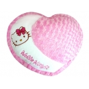 y11361 KITTY凱蒂貓系列-KITTY心型抱枕