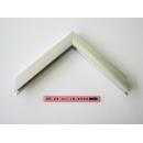y11394  裝框裱褙相框-鋁框系列-精緻布輪表面研磨鋁框ID-95