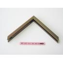 y11395  裝框裱褙相框-鋁框系列-精緻布輪表面研磨鋁框ID-96