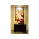 y11490 畫作系列-油畫花系列-玫瑰花 (可指定尺寸)