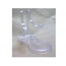 y11508 餐具用品/配件-壓克力透明杯盤架/腳架-台灣製造