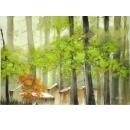 文祥水彩-風景-蔡文祥(y11516 )