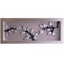 y11537 畫作系列-版畫-浮雕版畫-月光森林--無庫存