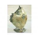 電鍍擺飾-貼貝魚擺飾 y11538 立體雕塑.擺飾 電鍍擺飾系列