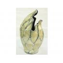 y11539 花器系列-PV8335-14-0978 貼貝陶瓷花器