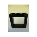 y11540 燭台蠟燭香氛-燭台-大方型燭台-黑(白)(中、小)