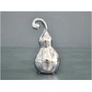 電鍍擺飾-銀葫蘆 y11646 立體雕塑.擺飾 電鍍擺飾系列