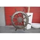 地中海.鄉村風系列-航海舵輪(大) y11671 立體雕塑.擺飾 立體擺飾系列-其他