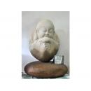 y11684 銅雕系列-人物-開心佛銅雕