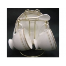 y11717 咖啡茶具-多瑙河杯盤組