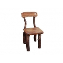 y11725 傢俱系列-創意造型風化傢俱-鐵刀木椅