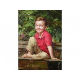 肖像人物訂製-y11754