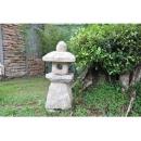 y11770 庭園飾品系列- 擺飾系列- 黃花崗自然石燈 - 小(自取價)-已售出