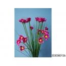 y11777 花藝設計-精緻人造花-洋蔥波斯菊 紫紅(共8色)
