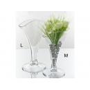 y11787 花器系列-玻璃-菲德花器-M(L)