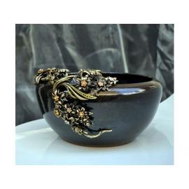 y11815 金工飾品設計-聚寶盆 無庫存