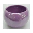 陶瓷珍珠釉漱口杯紫(藍.綠.白)-y11840-衛浴用具