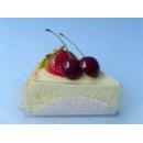 y11855 花藝設計-水果、餅乾、蛋糕配件類-櫻桃蛋糕