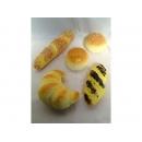 y11859 花藝設計-水果、餅乾、蛋糕配件類-綜合麵包