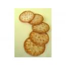 y11866 花藝設計-水果、餅乾、蛋糕配件類-圓型蘇打餅乾 (另有方型)