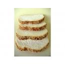 y11867 花藝設計-水果、餅乾、蛋糕配件類-切片白麵包 (兩款)