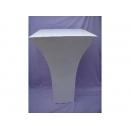 y11871 傢俱系列-T型羅馬柱花檯 白色 (兩款單賣)