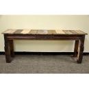 y11966 傢俱系列-印度傢俱-五彩老柚木玄關桌