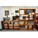 y11969 傢俱系列-酒櫃/書櫃/展示架-展示櫃---無庫存