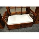 y11974 傢俱系列-印度傢俱-沙發床尾椅