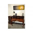 y11978 傢俱系列-印度傢俱-八格二抽書桌