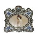 y12027藍玫瑰相框--無庫存
