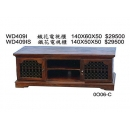 y12037傢俱系列-印度傢俱-鐵花電視櫃(小)