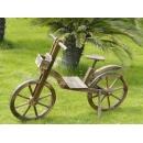 y12053 杉木 腳踏車造景系列