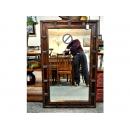 y12065 傢俱系列-印度傢俱-茅釘掛鏡