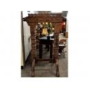y12066 傢俱系列-印度傢俱-老件祈禱鐘
