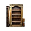 y12069 傢俱系列-印度傢俱-老雕刻五層開放櫃