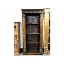 y12070 傢俱系列-印度傢俱-老雕四層開放櫃