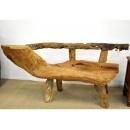 y12075 漂流木風化傢俱-造型椅-樟木(已售出)--此款商品已絕版