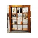 y12076 傢俱系列-酒櫃/書櫃/展示架-12格書架
