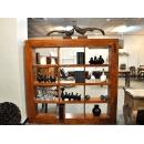 y12077 傢俱系列-酒櫃/書櫃/展示架-書櫃---無庫存
