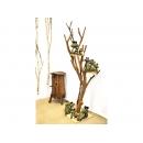 y12080 漂流木風化傢俱-九芎 樟木 展示架