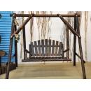 y12081 傢俱系列-戶外休閒傢俱-杉木搖椅