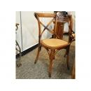y12087 傢俱系列-其他-橡木椅(咖色/黑色)