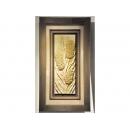 y12091 立體壁飾-波麗壁畫-錦繡球花