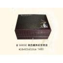 y12116 比得兔系列-咖色鱷魚皮革系列-比得兔咖色鱷魚紋珠寶盒
