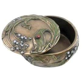 開運聚寶盆(盒)系列-鮮花銀柳 y12163 立體雕塑.擺飾 立體擺飾系列-器皿、花器系列