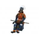 日本武士系列之二-豐臣秀吉 y12168 立體雕塑.擺飾 人物立體擺飾 系列-日式人物系列